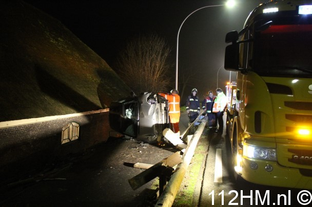 Ongeval N228 West Haastrecht (23)