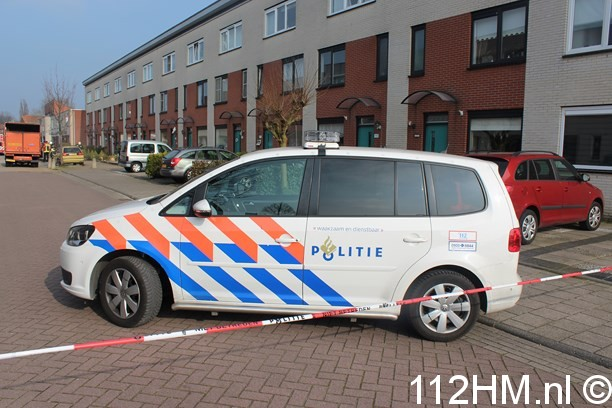 Gaslekkage Wolga Nieuwerkerk aan den IJssel (1)