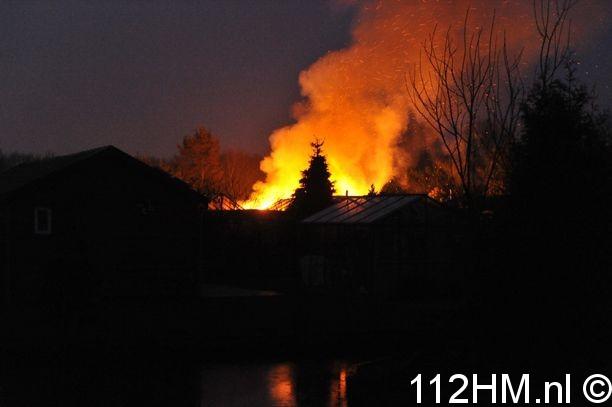 Gebouwbrand Leiden (1)