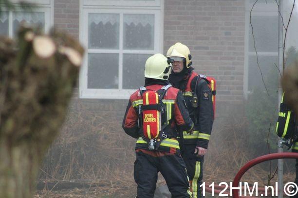 Grote brand Meent Krimpen (9)