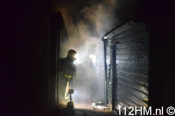 Schuren in brand Hovenierskade Gouda (11)