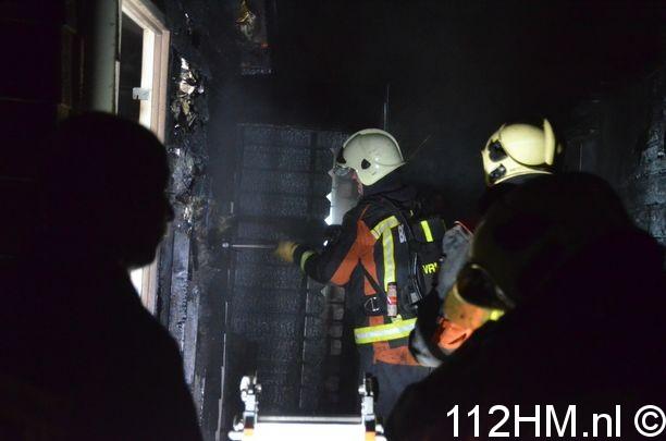 Schuren in brand Hovenierskade Gouda (15)