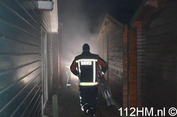 Schuren in brand Hovenierskade Gouda (6)