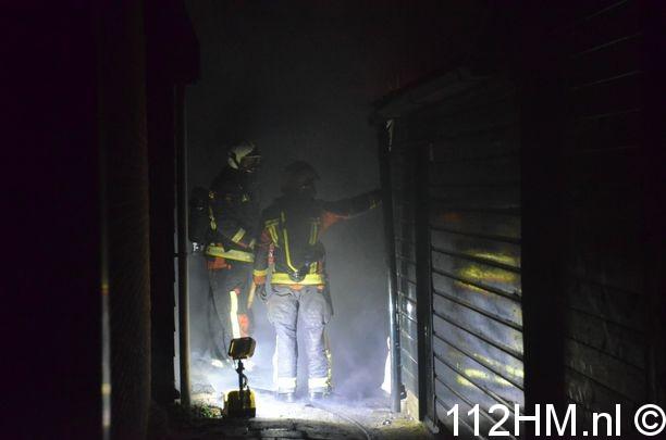 Schuren in brand Hovenierskade Gouda (9)