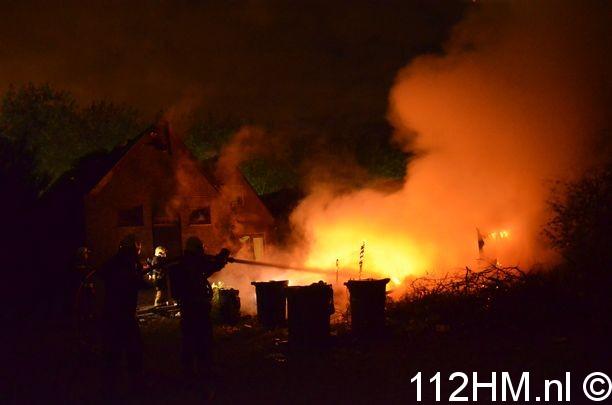 Brand in schuur Reeuwijk (14)