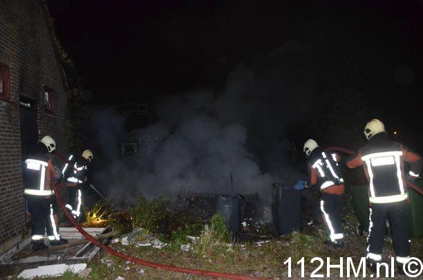 Brand in schuur Reeuwijk (16)
