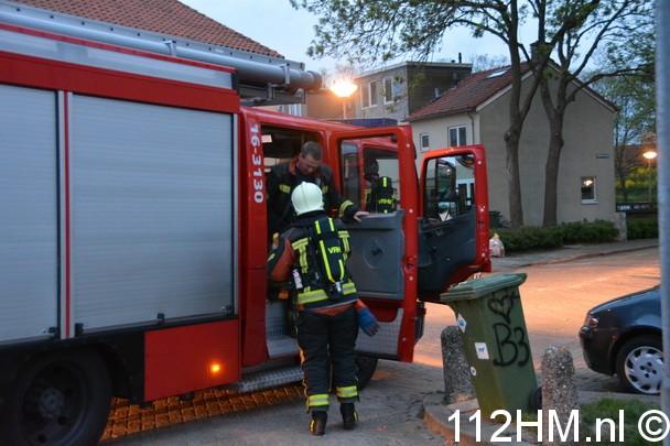 Gaslekkage Pinksterbloemstraat Gouda (1)