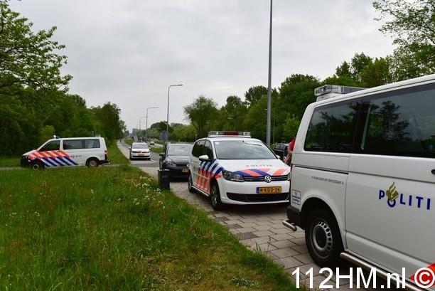 Lijkvinding Hoohkamerbrug LDN (2)