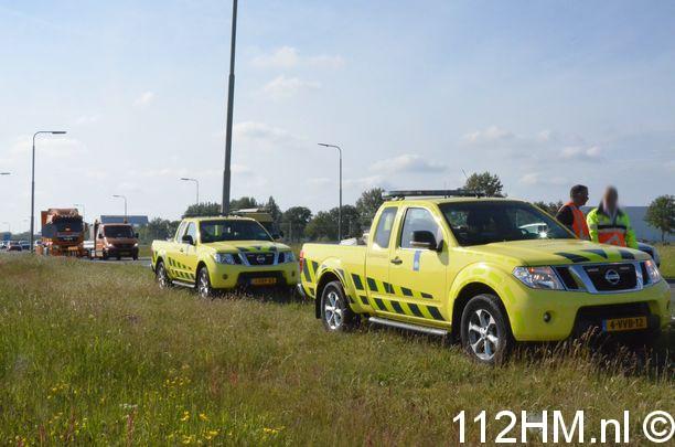 Ongeval N11 Zoeterwoude (8)