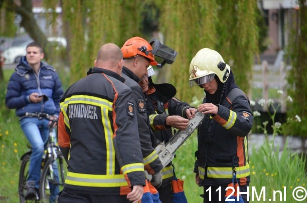 Stormoverlast Burg v Reenensingel GDA (6)