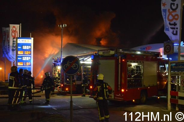 Zeer grote brand Kouwe Hoek Waddinxveen (15)