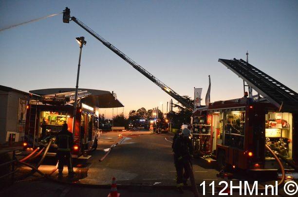 Zeer grote brand Kouwe Hoek Waddinxveen (30)