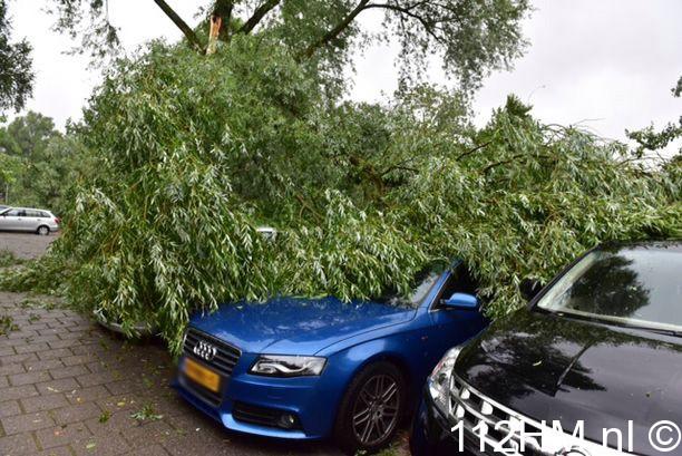 Auto total loss Leiden (4)