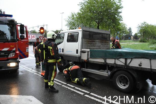 Burgemeester van Reenensingel Gouda - Voertuigbrand (3)