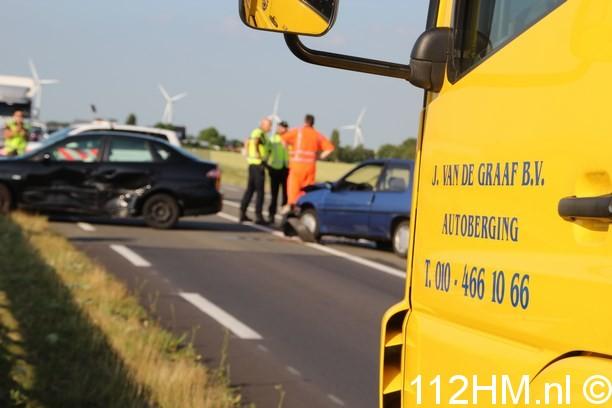 Ongeval N219 ZHN (1)