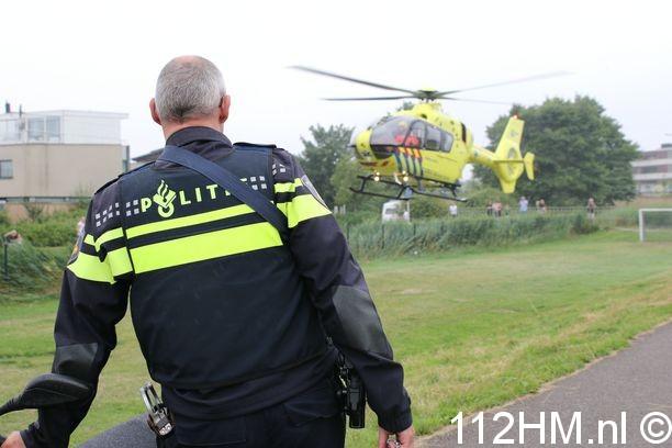 Traumahelikopterinzet (16)