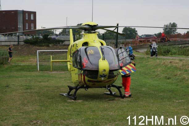 Traumahelikopterinzet (3)