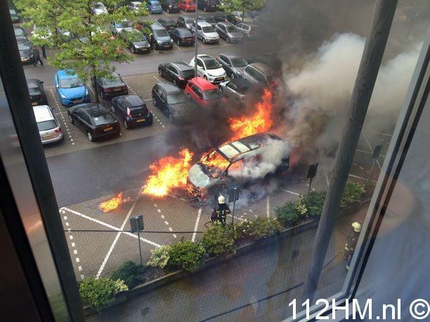 Voertuigbrand Leiderdorp (9)