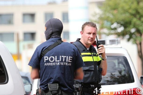 Inval Arrestatie Team (13)