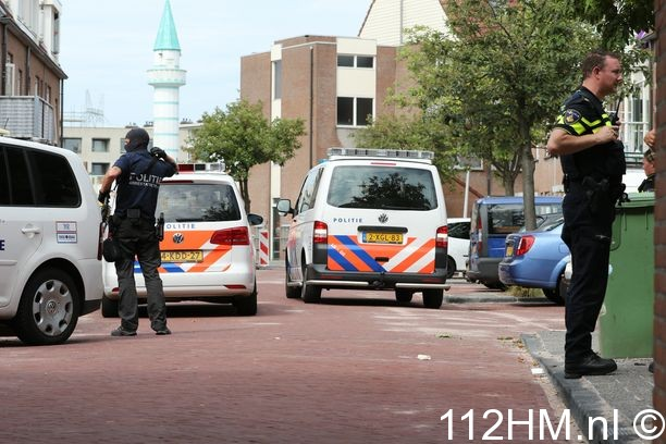 Inval Arrestatie Team (14)