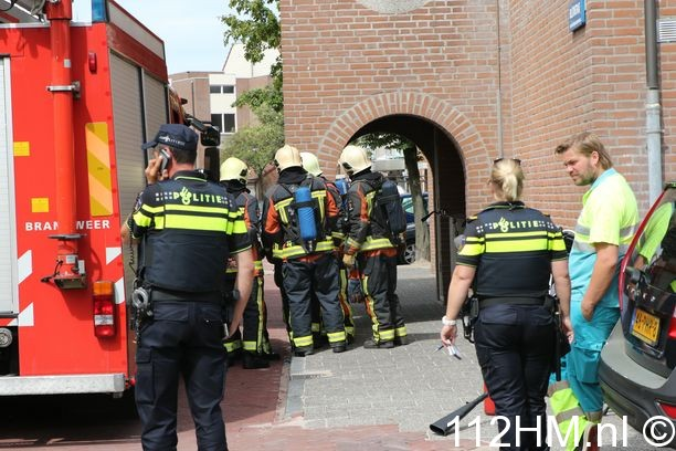 Inval Arrestatie Team (4)