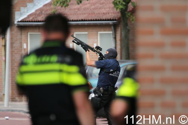 Inval Arrestatie Team (6)