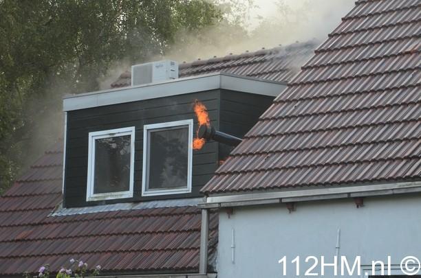 Middelbrand B. Klinkhamerweg ZHN (2)
