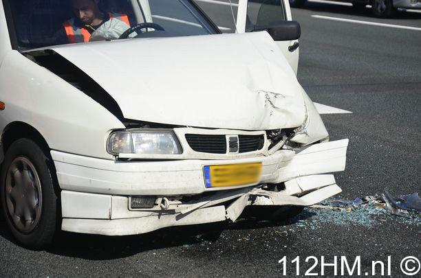 Ongevallen op de A12 bij Waddinxveen (12)