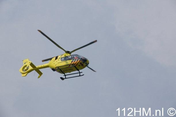 Traumahelikopter Nieuwerkerk (5)