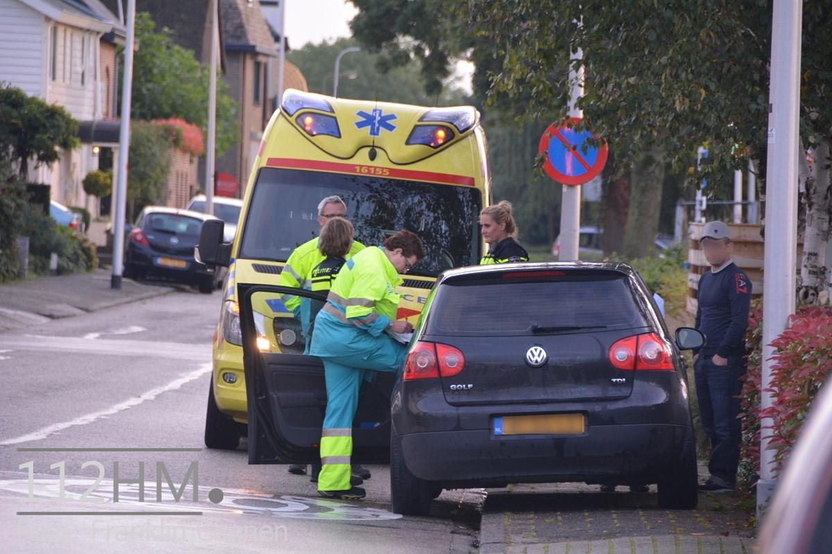 Auto tegen lijnbus Noordkade WDN (9) (Kopie)