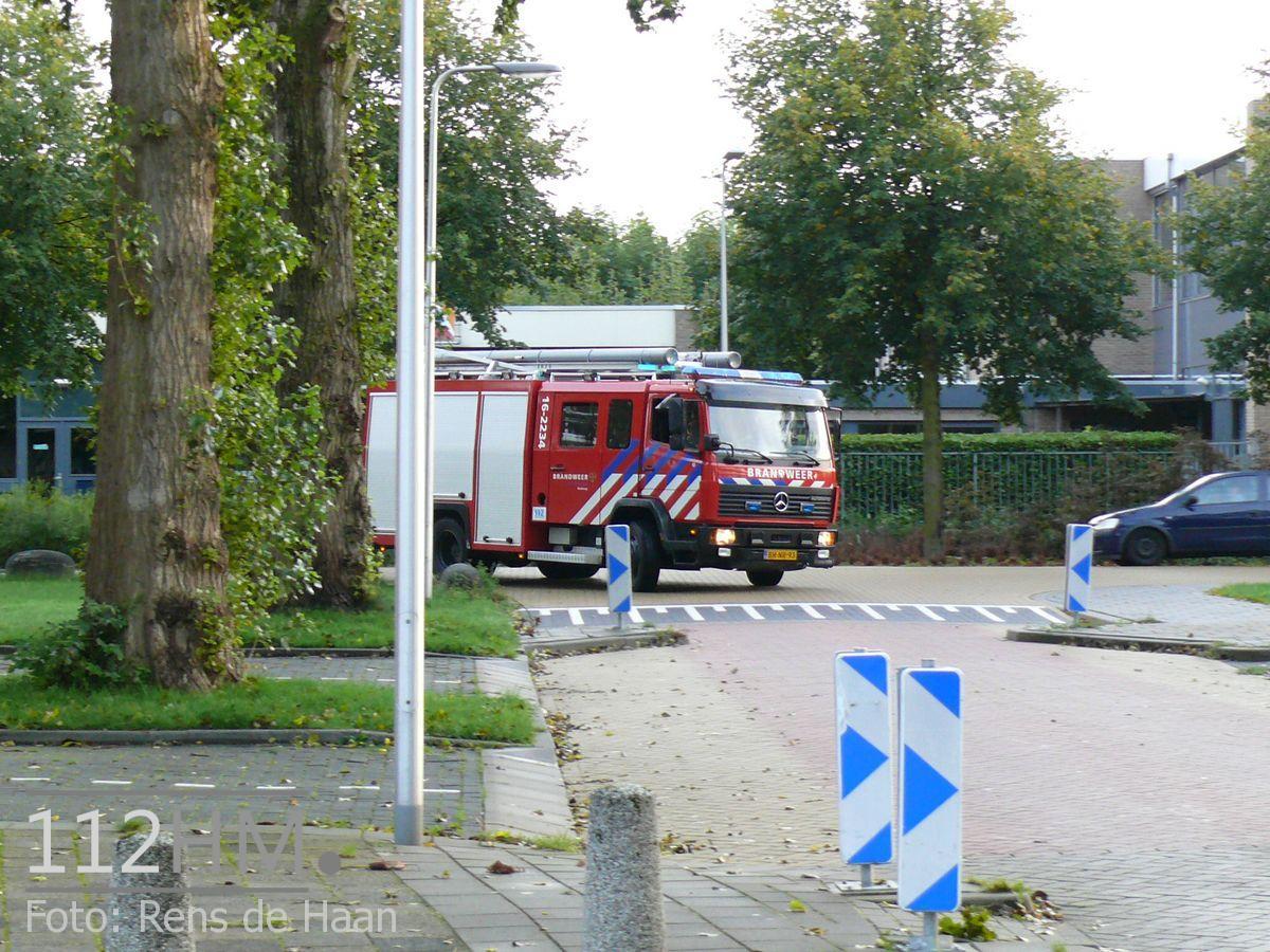 BBQ lijkt brand in Boskoop (1)