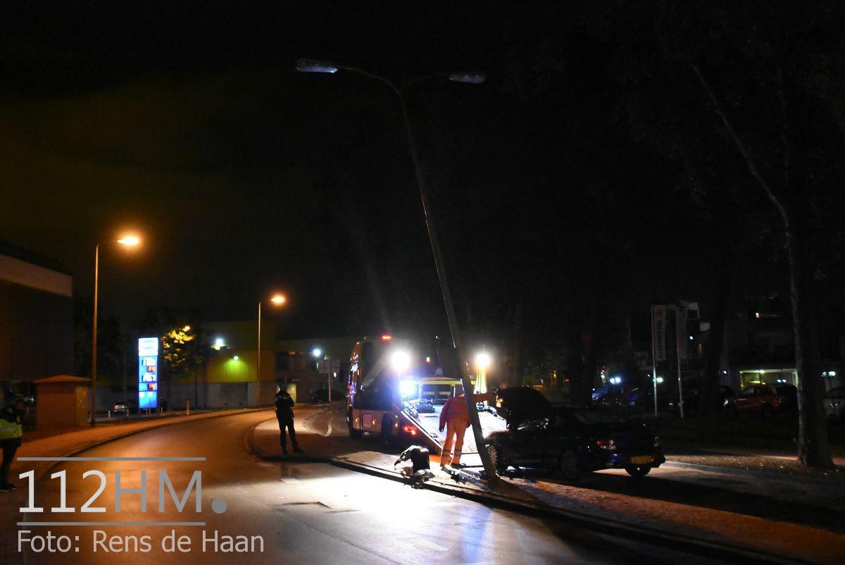 Ongeval Burgemeester van Reenensingel Gouda (3)