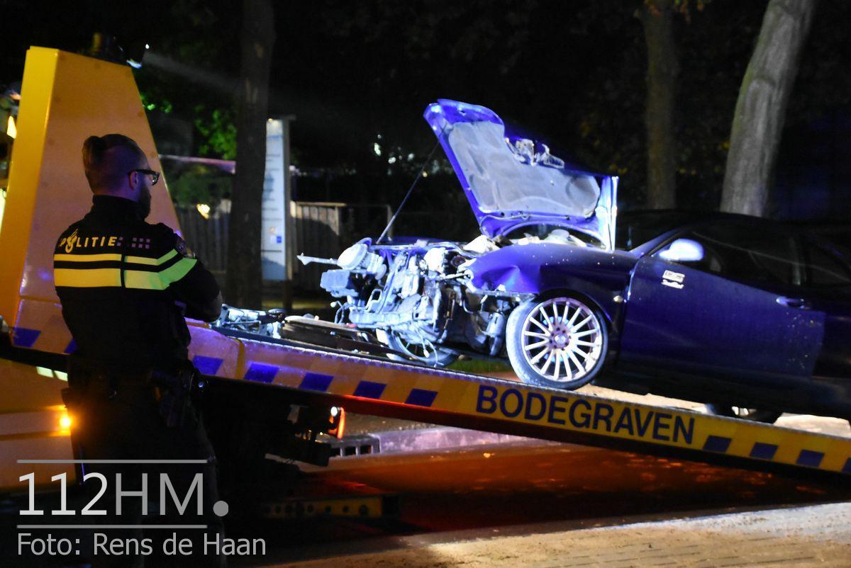 Ongeval Burgemeester van Reenensingel Gouda (4)