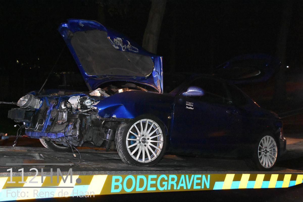 Ongeval Burgemeester van Reenensingel Gouda (5)