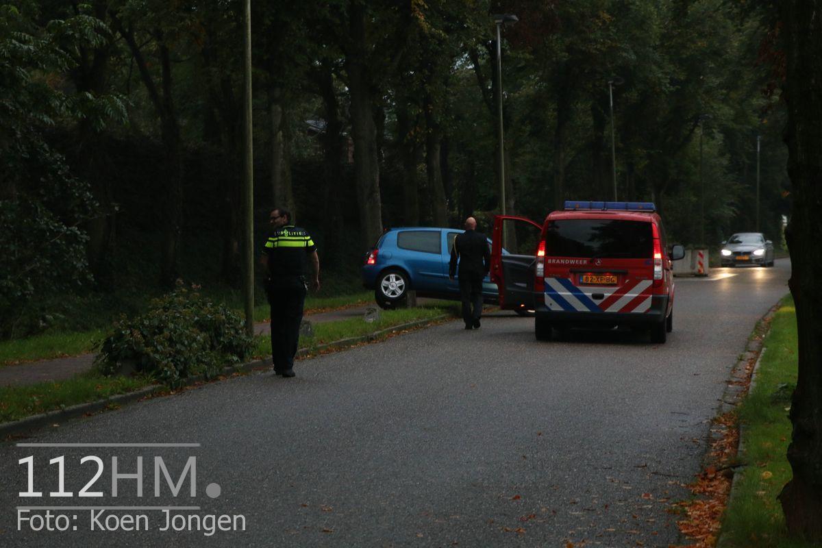 Ongeval Hoogmadeseweg Leiderdorp (1)
