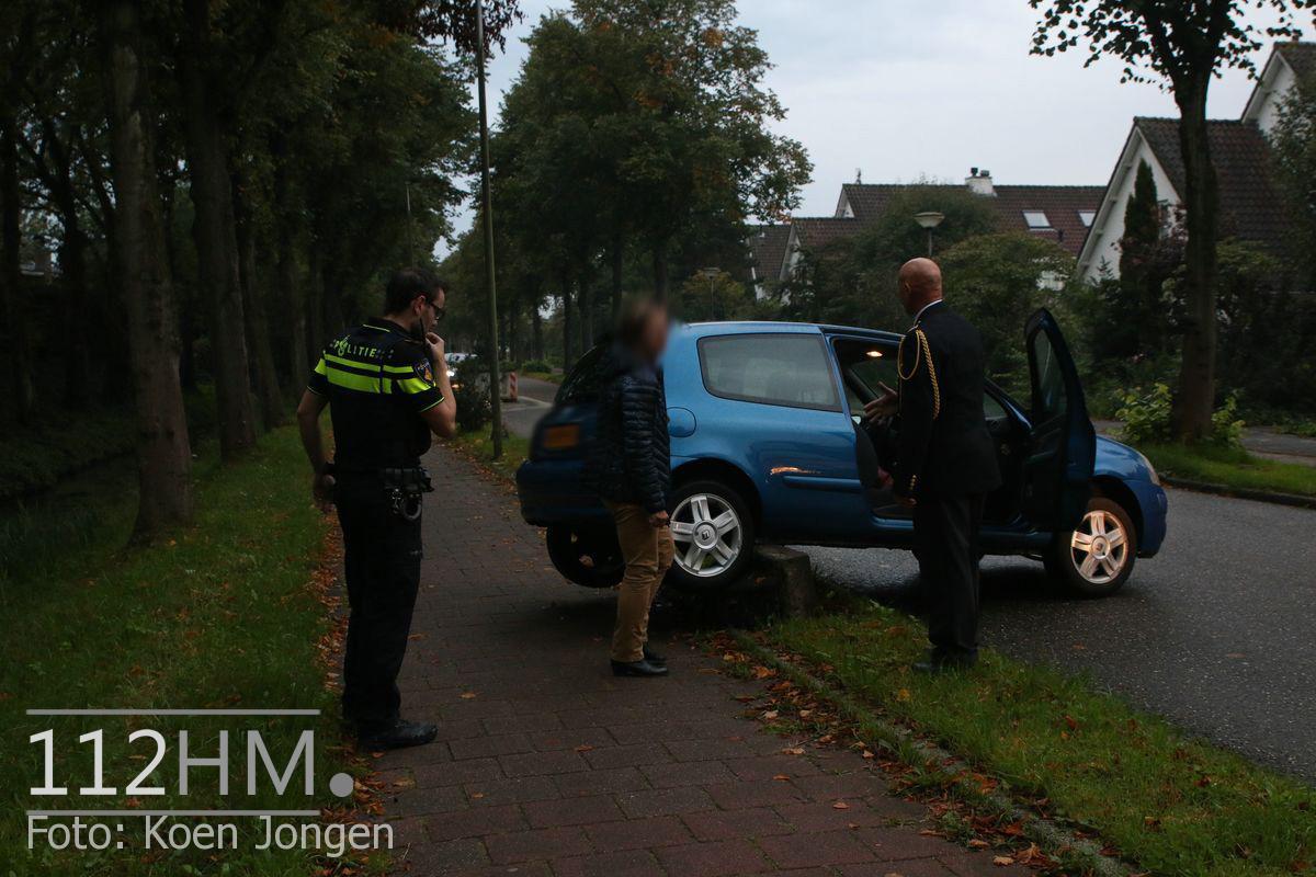 Ongeval Hoogmadeseweg Leiderdorp (2)