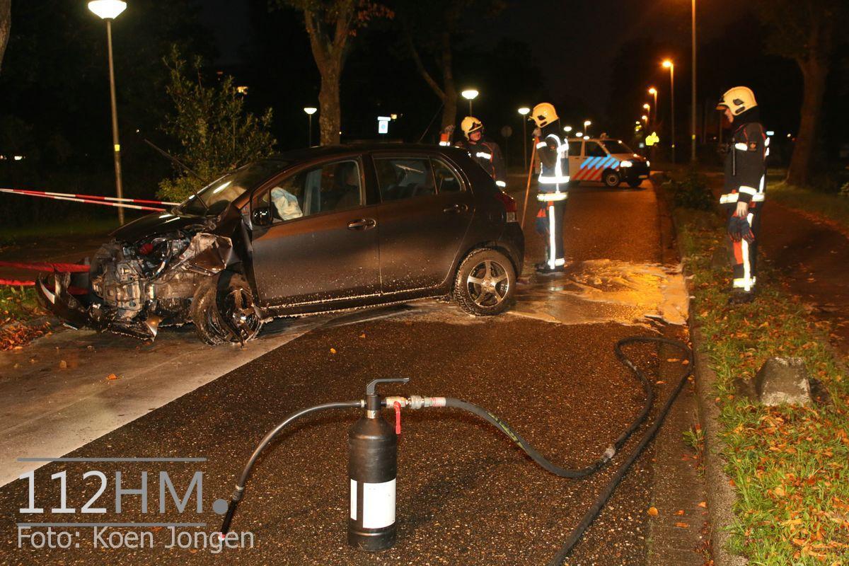 Ongeval Hoogmadeseweg Leiderdorp (20)