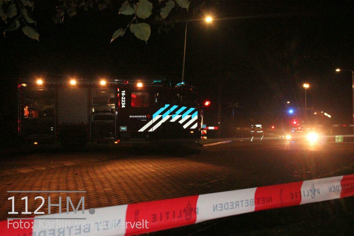 Treinincident Snijdelwijklaan Boskoop (3)