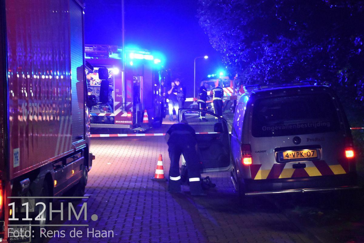 Treinincident Snijdelwijklaan Boskoop (6)