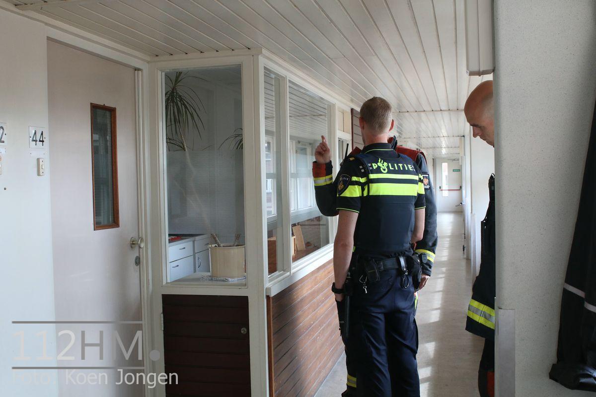 Wateroverlast Van Diepeningenlaan Leiderdorp (6)