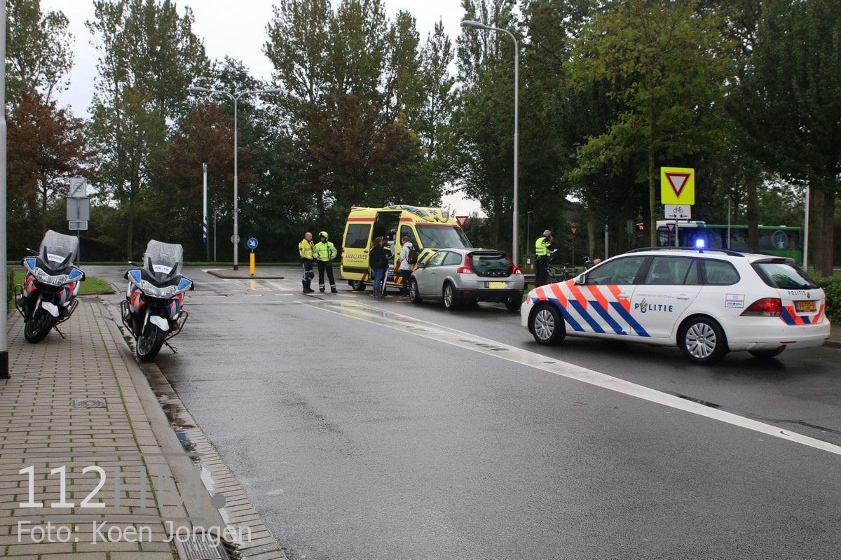 ongeval Hillegom (1)