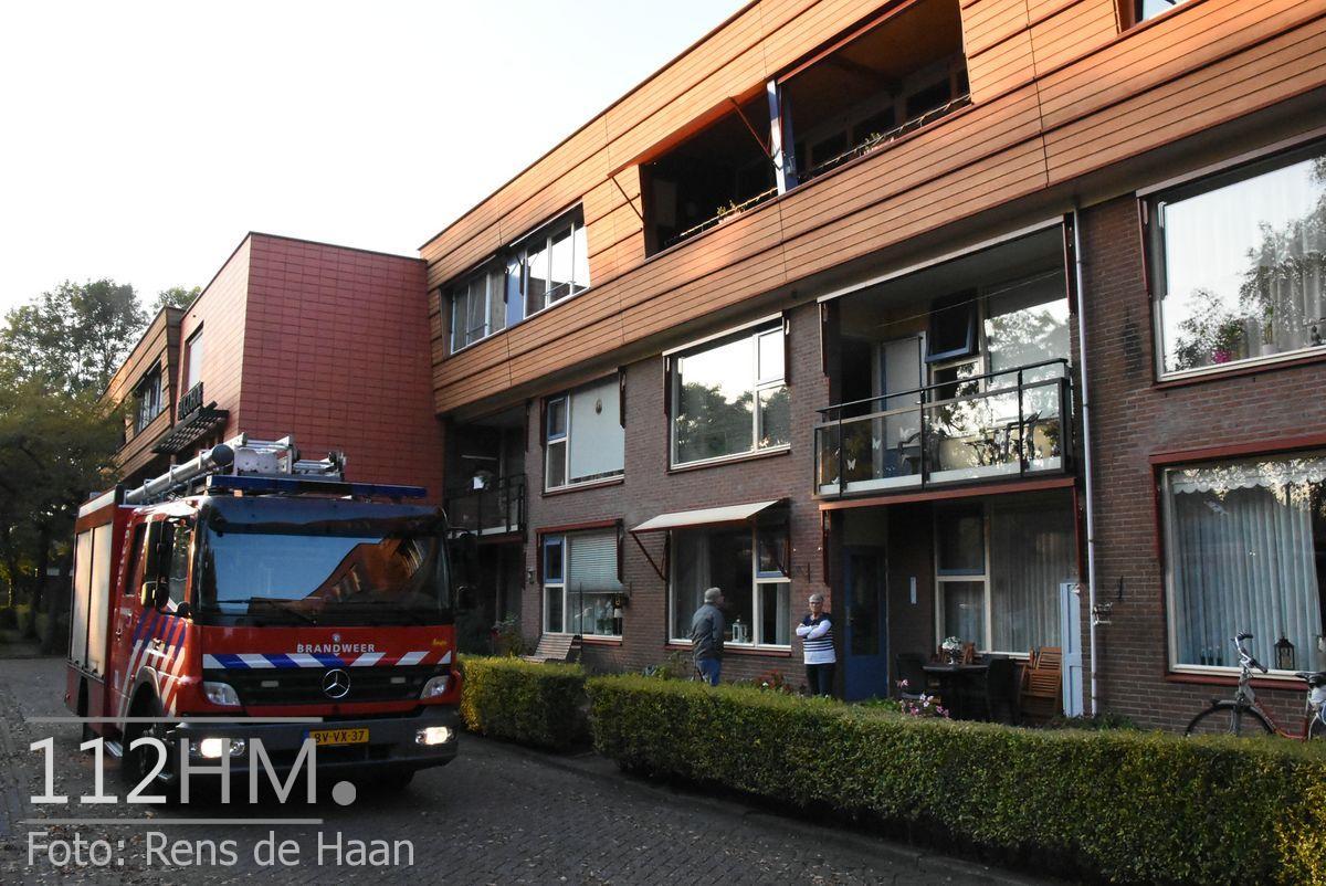 Brandgerucht Hugo de Vrieslaan GDA (3)