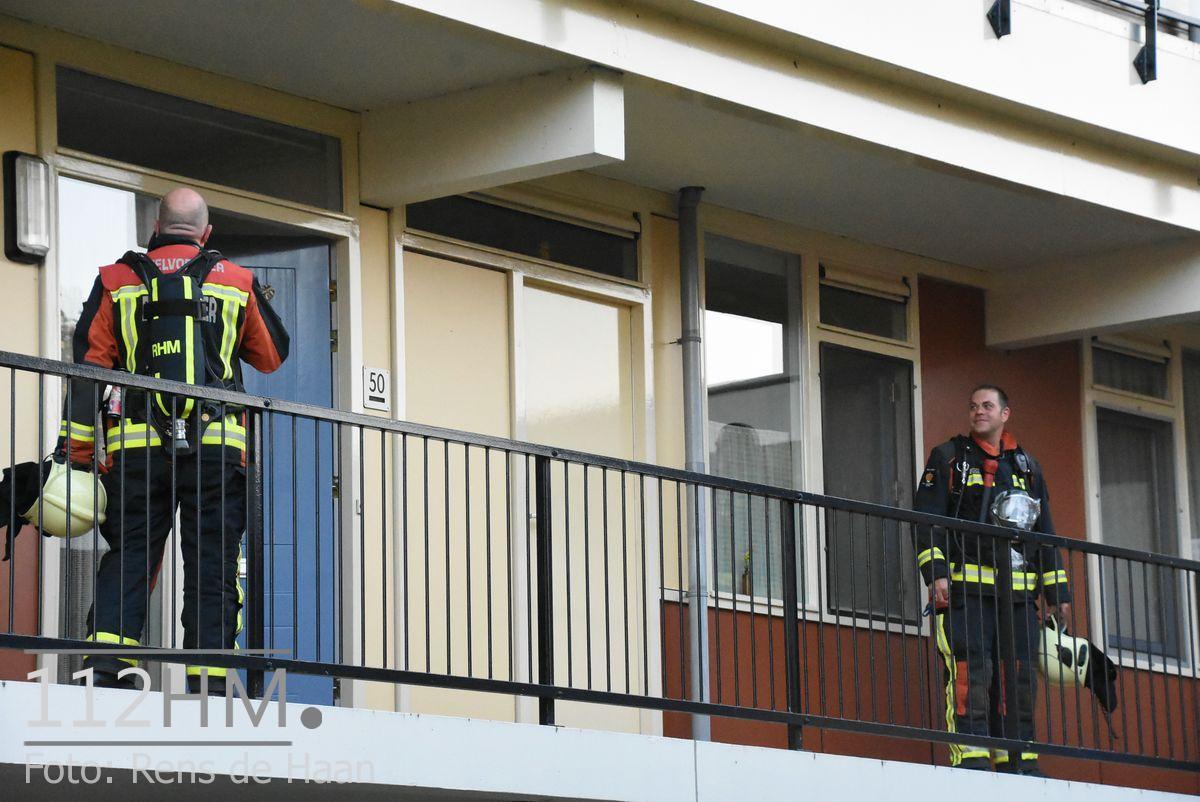 Brandgerucht Hugo de Vrieslaan GDA (4)