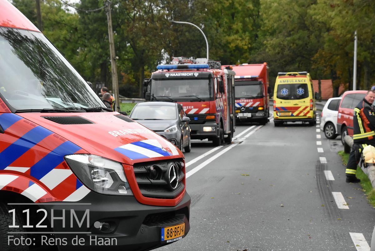 Dodelijk ongeval Provincialeweg Oost - N228 Haastrecht (11)
