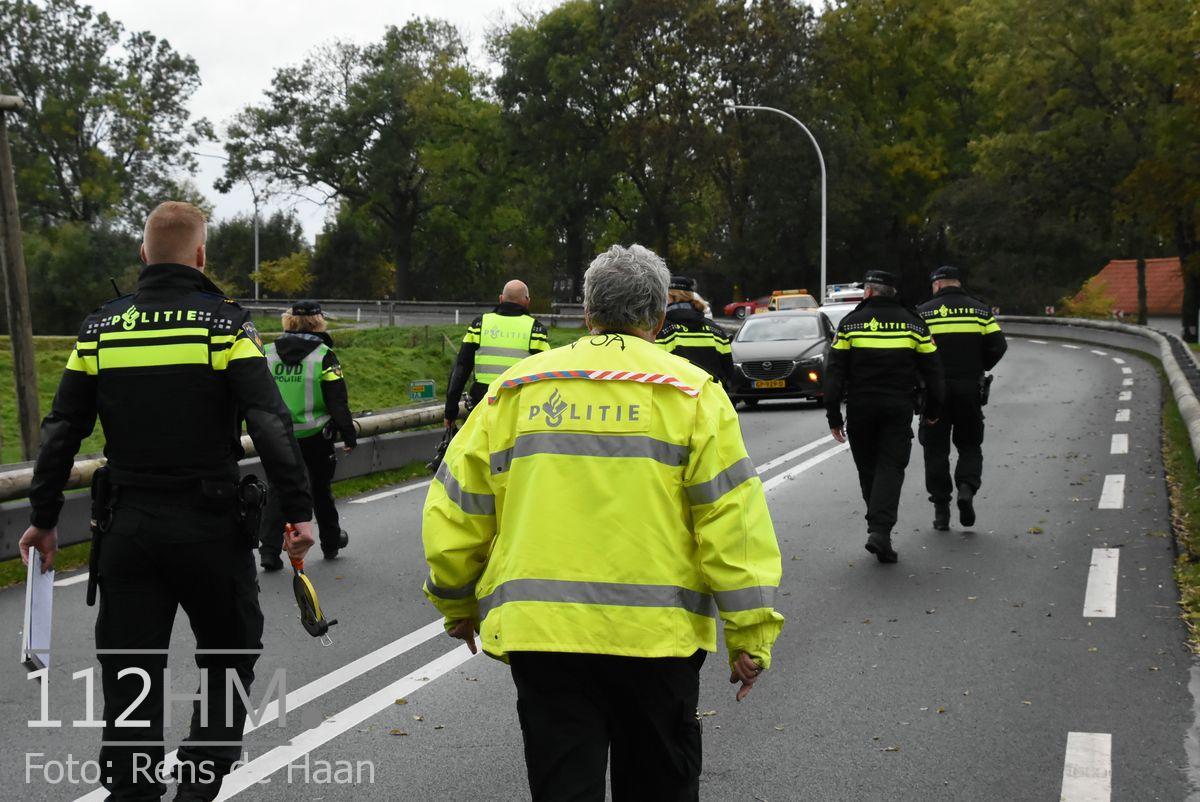 Dodelijk ongeval Provincialeweg Oost - N228 Haastrecht (15)