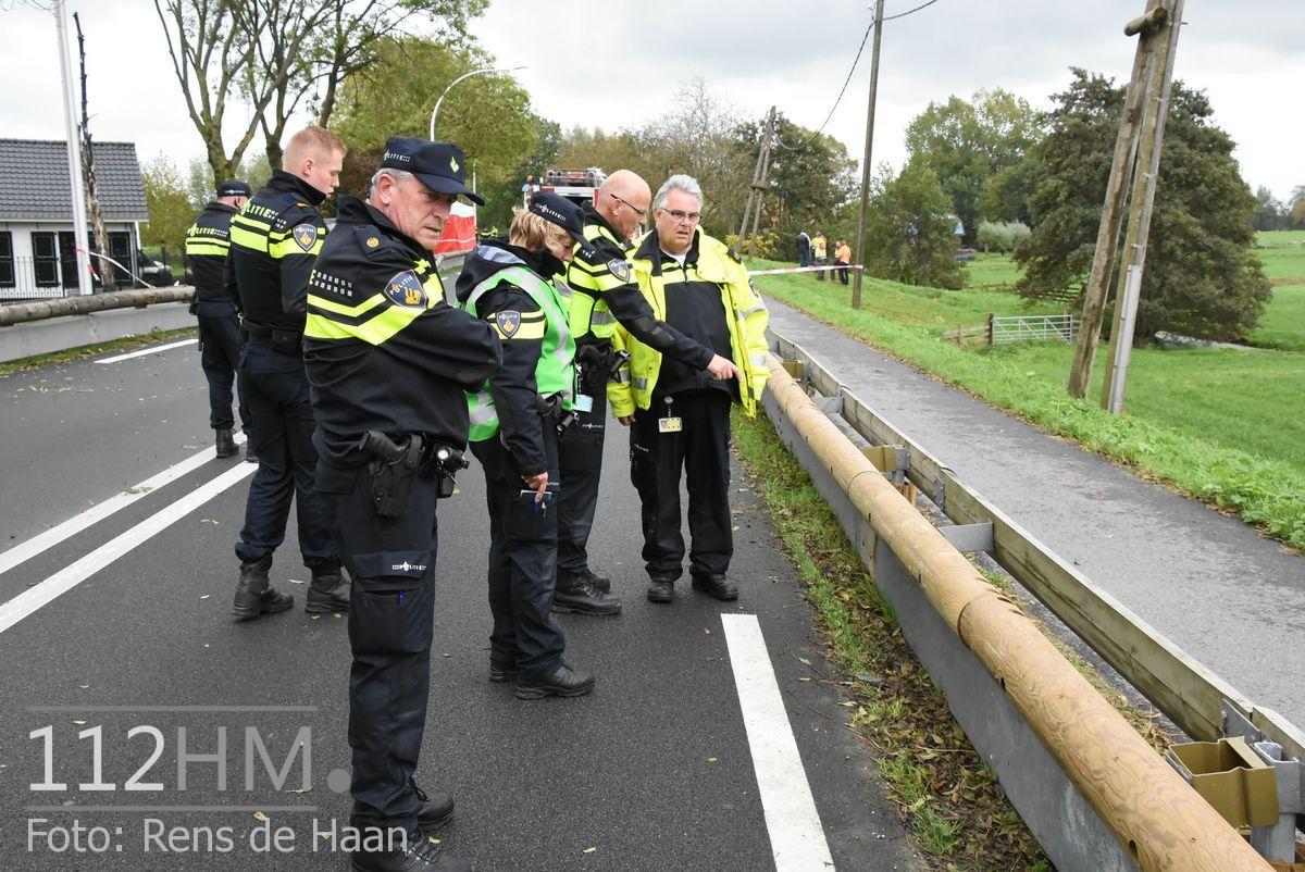 Dodelijk ongeval Provincialeweg Oost - N228 Haastrecht (16)