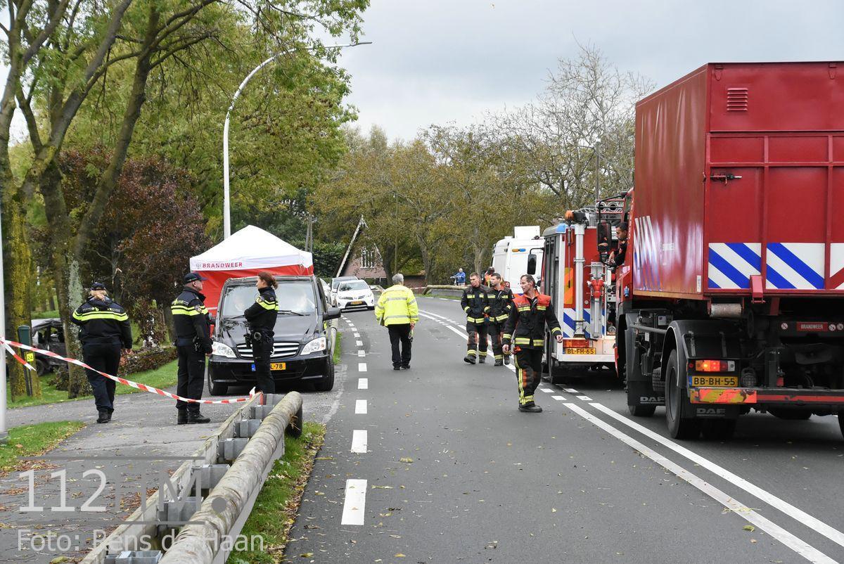 Dodelijk ongeval Provincialeweg Oost - N228 Haastrecht (18)
