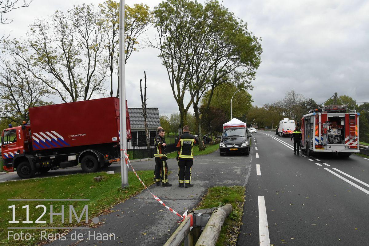Dodelijk ongeval Provincialeweg Oost - N228 Haastrecht (20)