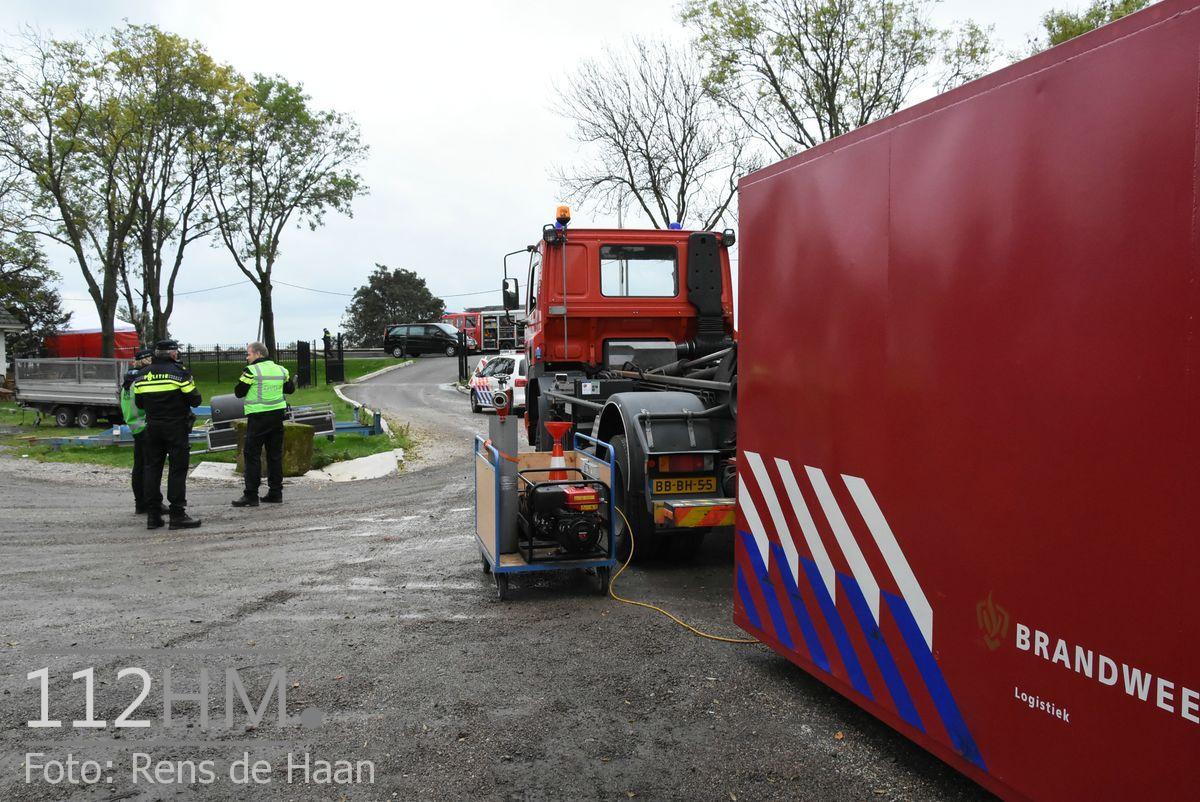 Dodelijk ongeval Provincialeweg Oost - N228 Haastrecht (21)