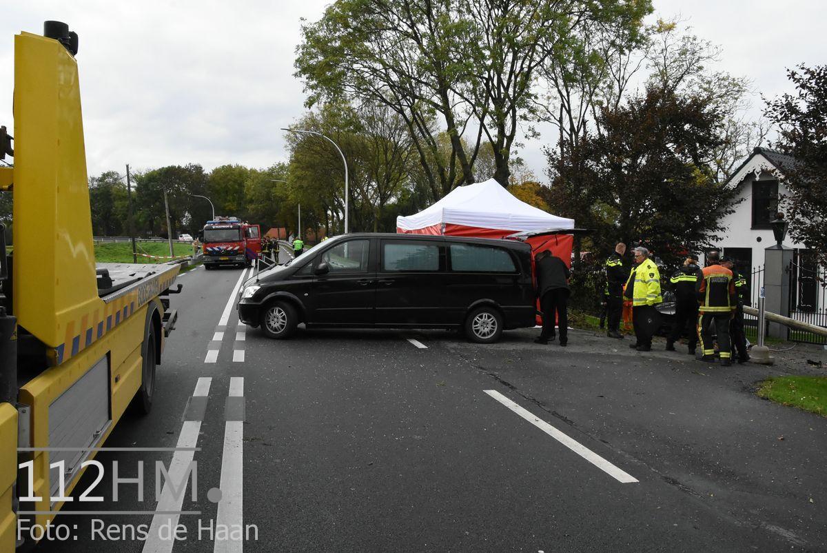 Dodelijk ongeval Provincialeweg Oost - N228 Haastrecht (23)
